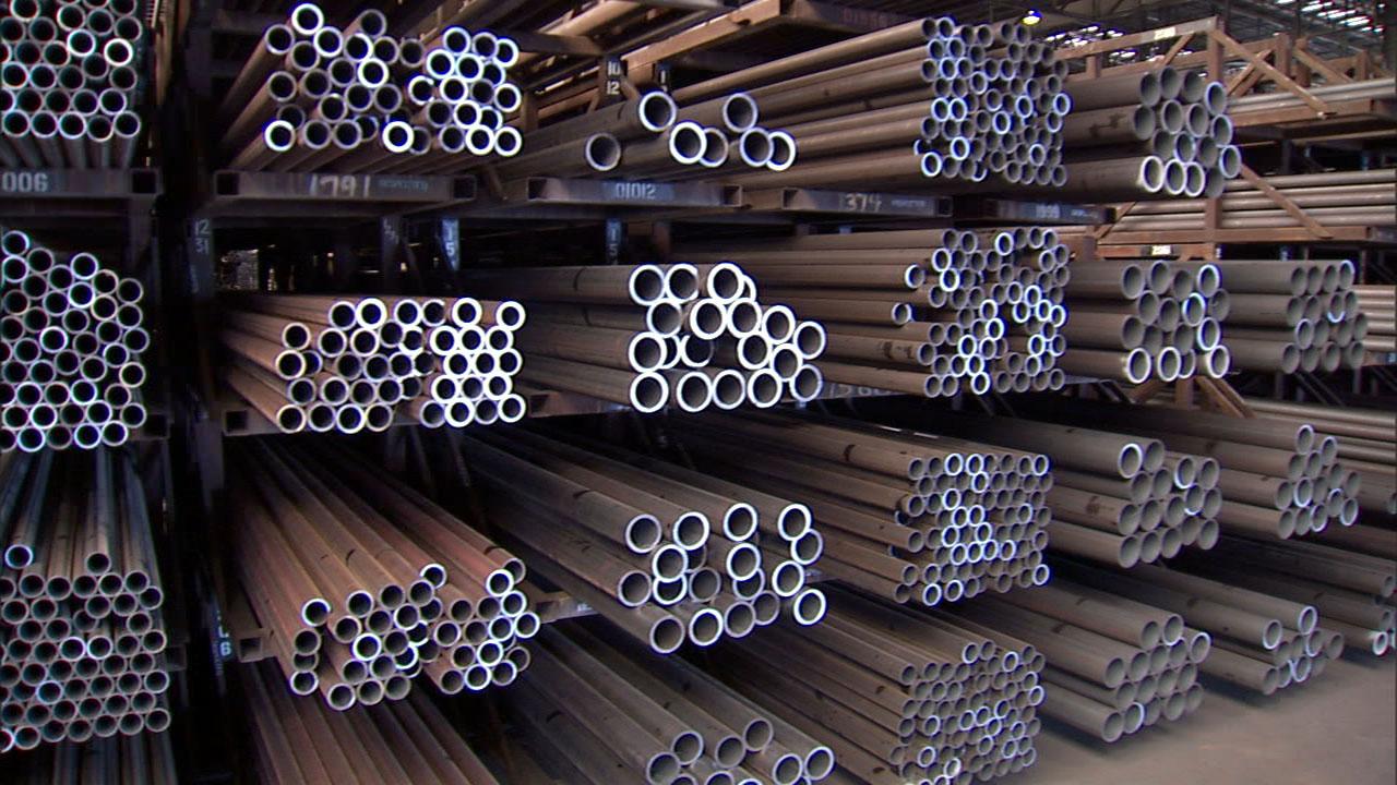 Steel Line Pipe : Kris evans the alabama animal